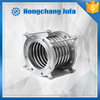 factory supply carbon steel flanged metal bellows steam expansion joints
