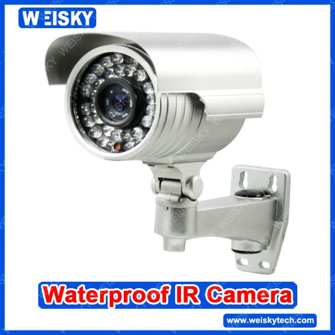 CCTV Camera 2.8-12mm varifocal lens ir waterproof camera