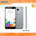 Original Meizu metal 5.5 inch Helio X10 Octa Core 2.0GHz Flyme 5 Front 5.0Mp and Back 13.0Mp smartphone