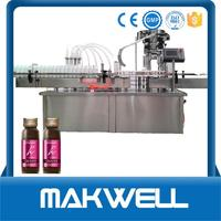 vial syringe filling capping machine with low price