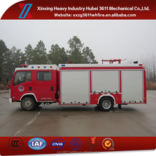 Top Selling Product New Diesel Emergency Rescue 3.5t Foam And Water Fire Fighting Truck
