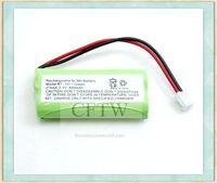 2.4V Rechargeable Home Cordless Phone Battery for Uniden BT101 BT-1011 BT1011 BT-1018 BT1018
