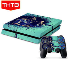 skin for ps4 console controller decal