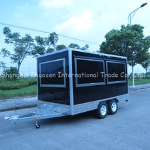 2015 Hot Selling Street Vending Carts/Food truck for sale in china/ MobileFood Trailer ZS-VT390 A