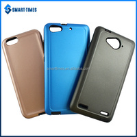 [Smart Times] Solo Color 2 en 1 Soft TPU Case For Celular For Iphone 6 Back Cover