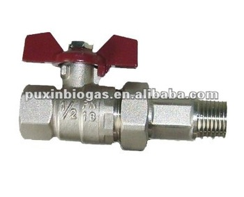 high quality connection valve