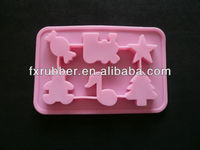 China 2015 promotional item cute design Zoo mould with high quality