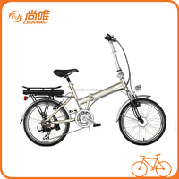 Super pocket electric mountain bikes for lady