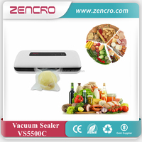 Zencro seal a meal bags vacuum packging machine, food sealer with vacuum seal containers