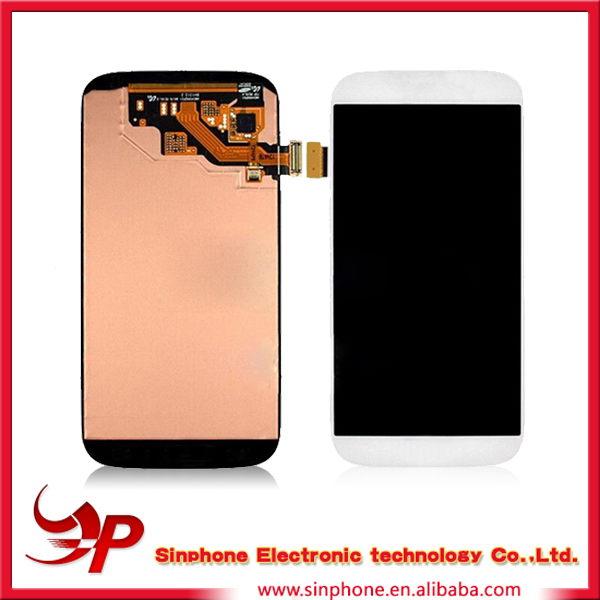 Alibaba china supplier Mobile Phone motherboard parts LCD for Samsung Galaxy S4 I9500 with Digitizer Touch Screen with Frame