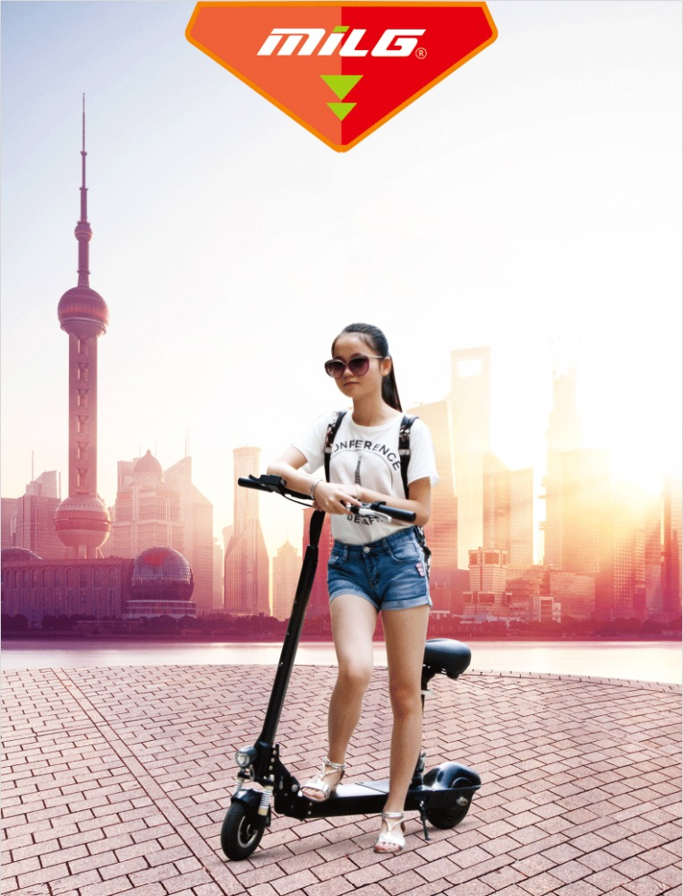 2017 hot sale samsumg battery vespas skate board adult electric scooter