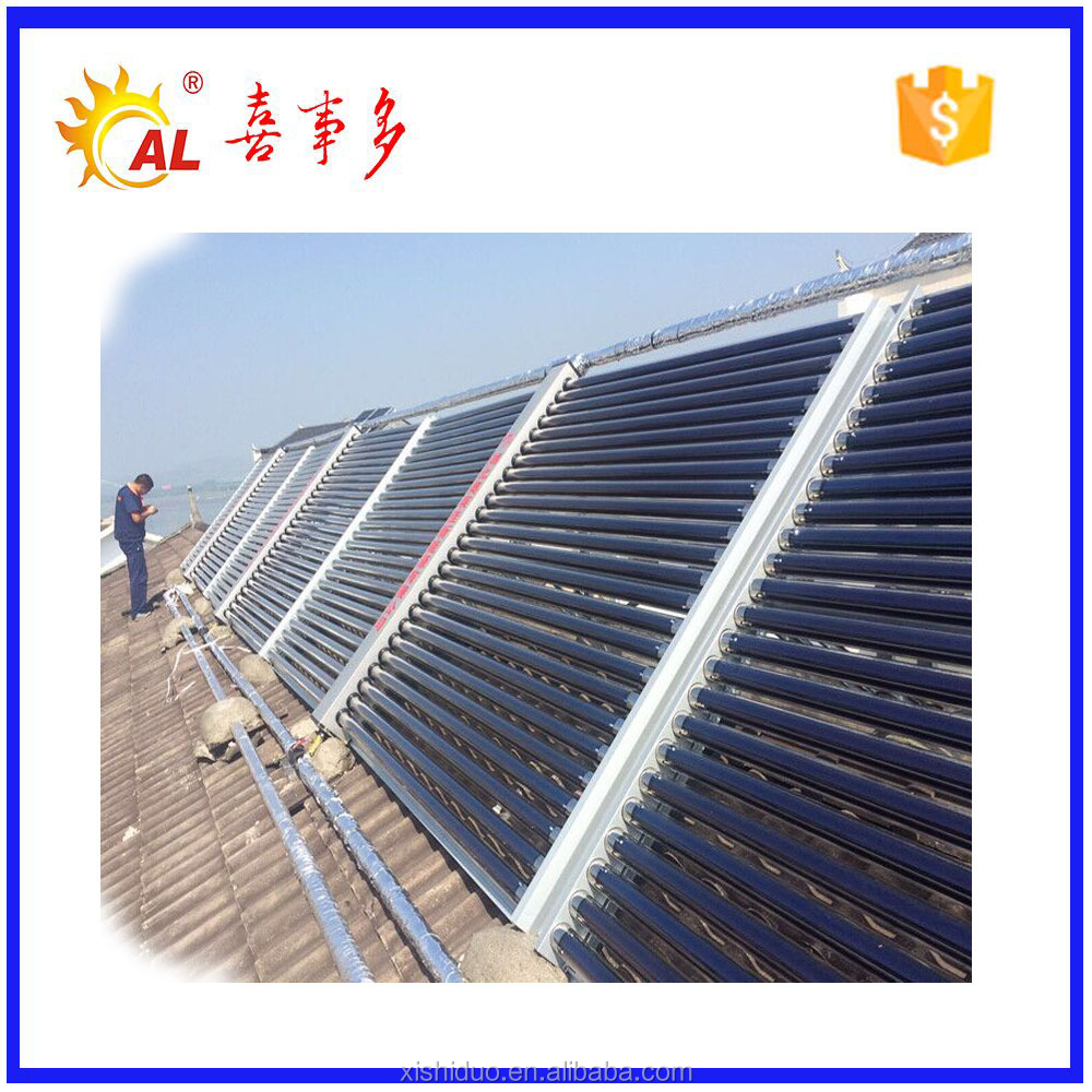 Solar Thermal Application and Manifold Collector Type swimming pool solar heaters