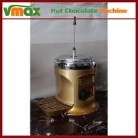 Higher quality electric chocolate and coffee dispenser