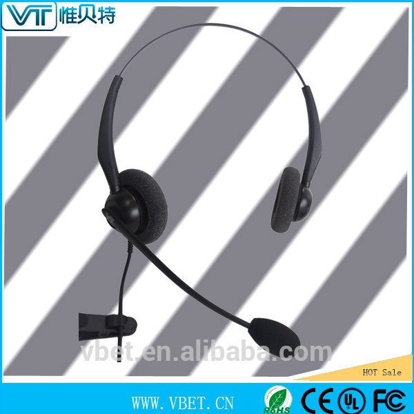 adjustable goose neck tube} with transparent voice tube Direct connect headsets