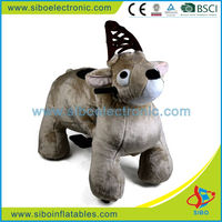 GM5923 battery animal rides have beautiful design on sale