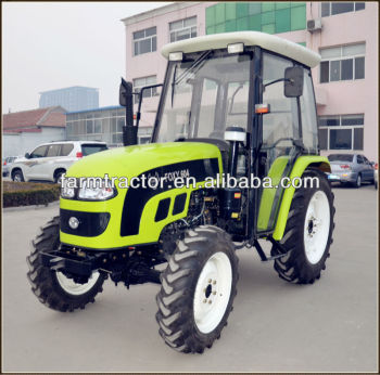 four wheel farm tractor