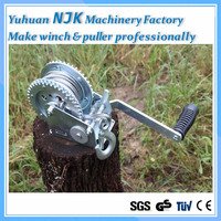 HOT SALE 2000lbs Double Gear Hand