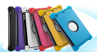 EXCO kids shcckproof 3D silicone case for ipad mini air,children tablet case for ipad air
