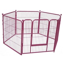 China Factory Direct Durable Portable Welded Wire Mesh Dog Kennel Fence Panel