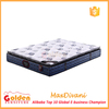 GZ2014-3# Modern furniture hotel bed and pocket/box coil spring mattress