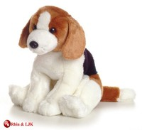customized OEM design stuffed animal puppy