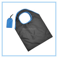 wholesale fold up reusable shopping bags,polyester pattern folding bag,printed folding bag