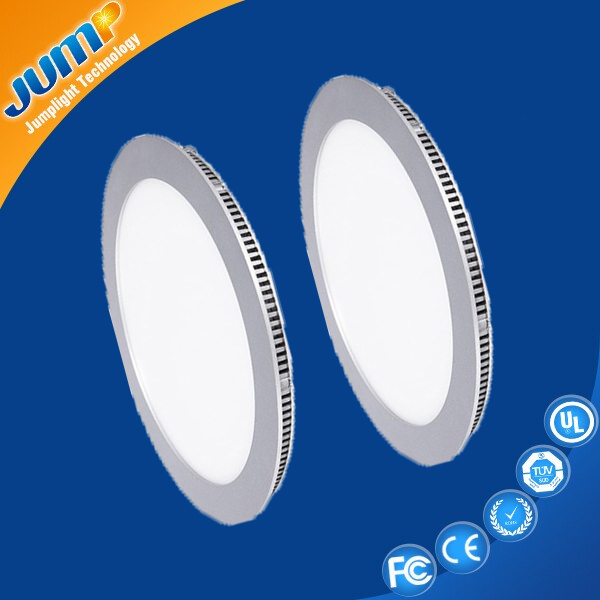 12 LED lights in guzhen LED pannel light 12w dimmable