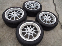 USED JDM 16'' Blitz Racing FR Wheels Rims for MR2 SW20 FC3S RX7 S13 S14 FC Z32