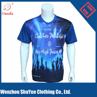 sublimation t shirt wholesale china t shirt manufacturer