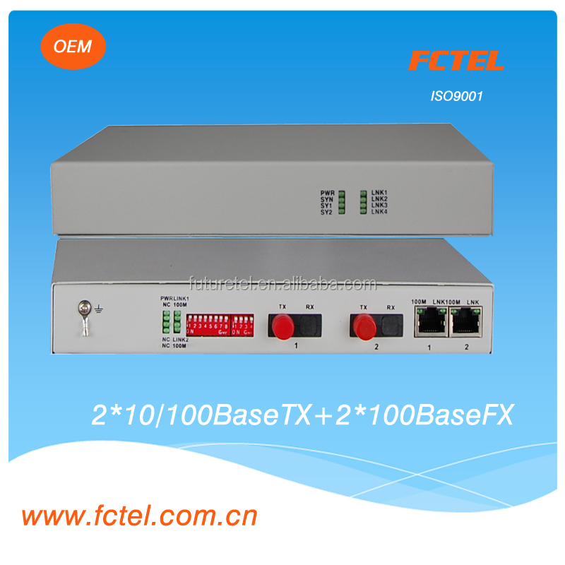 Nice price ,can connect IP camera,2optic+2*FE ethernet ,supply vlan,fiber media converter