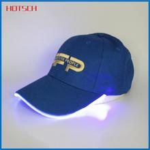 China supplier hot-sell hats with led lights