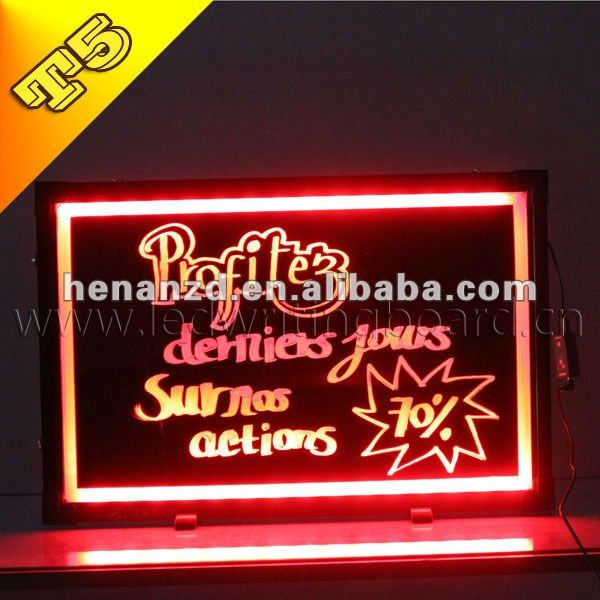 LED advertising specialties the board write everything