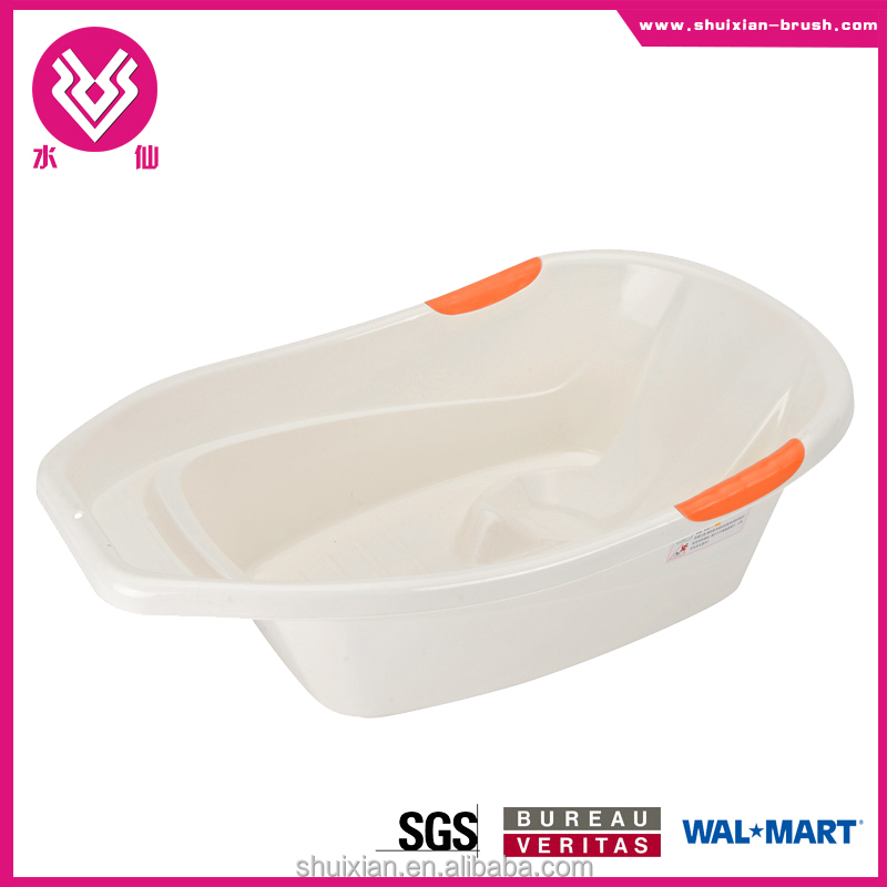 new born baby child plastic bath tub