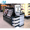 Mall Retail Cosmetic Store Display Furniture Eyebrow Threading Kiosk For Sale