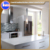 high gloss kitchen cabinets with door made in china