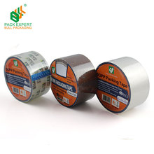 China Supplier Bopp Brown Adhesive Paper Box Packaging Tape Free Sample