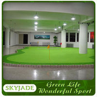 mini Golf Putting Green Artificial Grass Capet to Korea