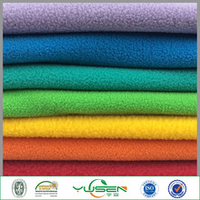 Hot Sell Polar Fleece Two Sides Brushed One Side Antipilling Fabric
