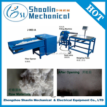 Best selling used fiber carding machine for sale price