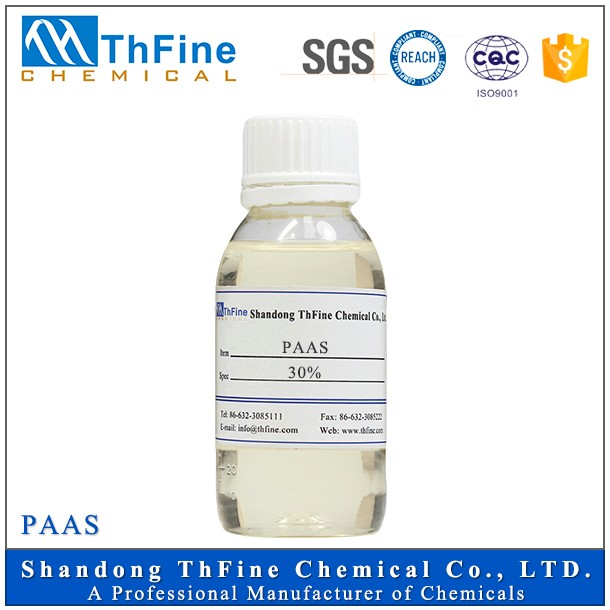 Polyacrylic Acid Sodium Salt PAAS Liquid 30% Sodium Polyacrylate Dispersant