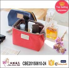 Top sale Cute Multifunction Beauty Travel Cosmetic Bag Makeup Case Pouch Toiletry cosmetic bag for wome traveling or business
