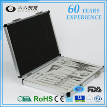 Manufactured in china Surgical Standard Instruments Capsulorhexis Forceps