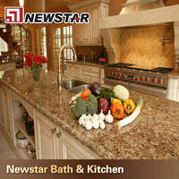 Polished best price high gloss laminate countertops