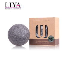 Best price face cleaning 100% natural wholesale konjac sponge
