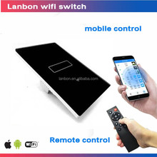 Caton fair top 10 ! Hot sales smart home system remote control switch wifi switch 100device support