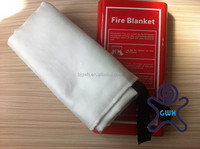 hot sale Silicon Resin Fiberglass Fire Blanket