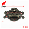 China exported zinc alloy antique box latch lock for wooden box