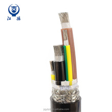 XLPE insulation low voltage marine 5 core power cable