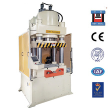 Servo Motor Drive Hydraulic Forging Press for Sale LED Aluminum Heat Sink Radiator Forged Machine Automobile Parts Making