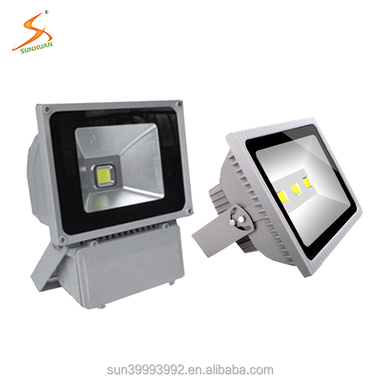 Customized power smart driver outdoor lamp dimmable 250w 300w led flood lights